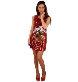 Jurk Sequin Kerst