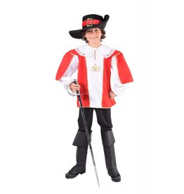 Musketier jongen