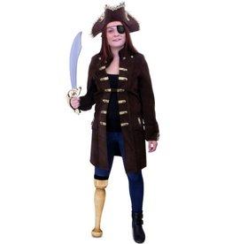 Dames piratenjas Bonney