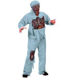 Zombie dokter chirurg