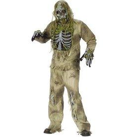 Skelet zombie