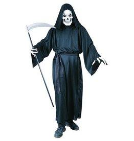 De dood met masker + handschoenen + riem volwassen one size