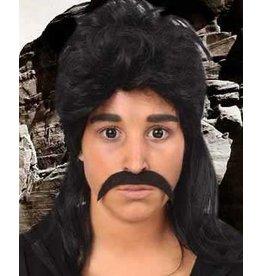 Snor Spanjaard zwart