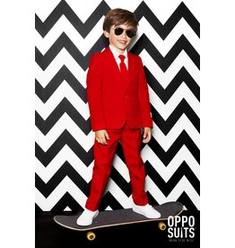 Opposuits BOYS Red Devil