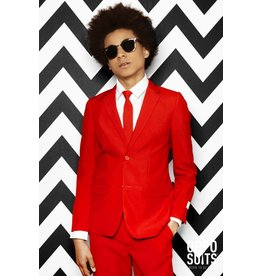 Opposuits TEEN BOYS Red Devil