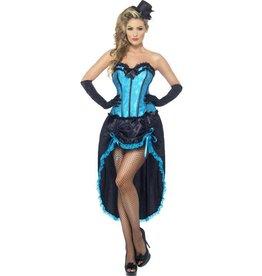Burlesque Danser's Kostuum