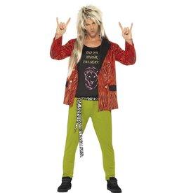 Jaren 80 Rocker Kostuum