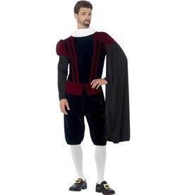 Tudor Heer Kostuum Deluxe