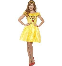 Enchanting Beauty Kostuum, Geel