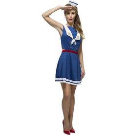 Fever Hey Sailor Matrozen kostuum