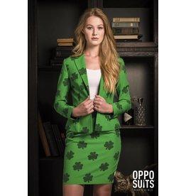 Opposuits St. Patrick's Girl