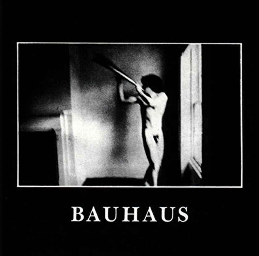 4AD Bauhaus - In The Flat Field