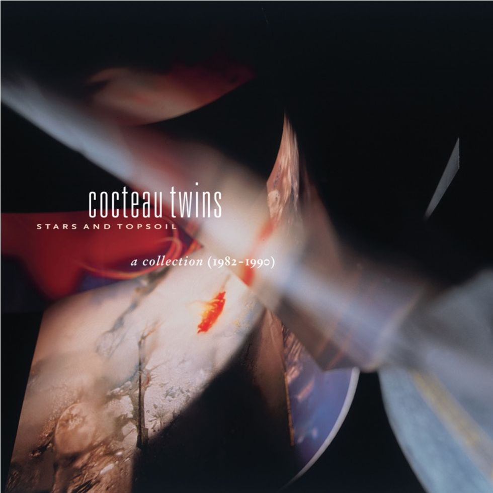 4AD Cocteau Twins - Stars And Topsoil
