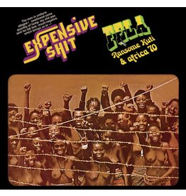 Knitting Factory Records Fela Kuti - Expensive Shit