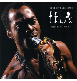 Knitting Factory Records Fela Kuti - Teacher Don't Teach Me Nonesense