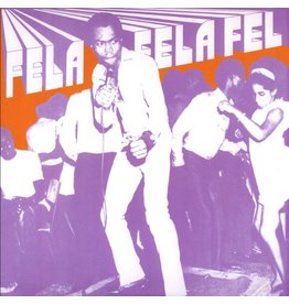 Knitting Factory Records Fela Kuti & His Africa 70 - Fela Fela Fela