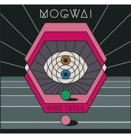 Rock Action Records Mogwai - Rave Tapes