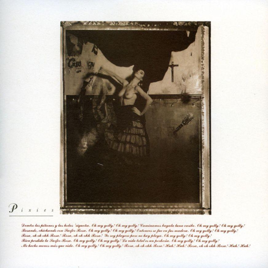 4AD Pixies - Surfer Rosa