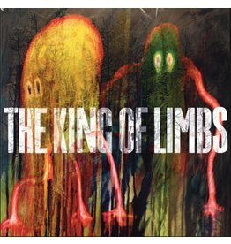XL Recordings Radiohead - The King Of Limbs