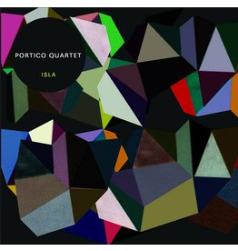 Real World Records Portico Quartet - Isla