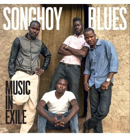Transgressive Records Songhoy Blues - Music In Exile
