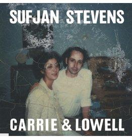 Asthmatic Kitty Records Sufjan Stevens - Carrie & Lowell