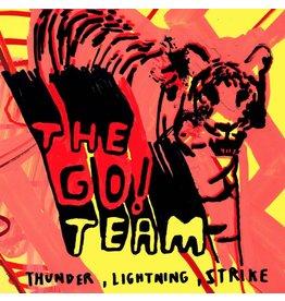 Memphis Industries The Go! Team - Thunder, Lightning, Strike