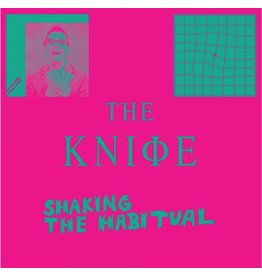 Brille Records The Knife - Shaking The Habitual