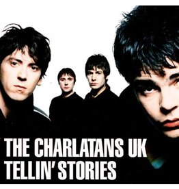 Beggars Banquet Records The Charlatans - Tellin Stories