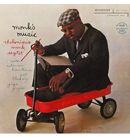 Jazz Wax Records Thelonious Monk - Thelonious Monk Septet / Monk's Music