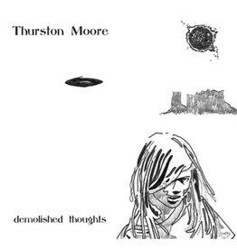 Matador Records Thurston Moore - Demolished Thoughts