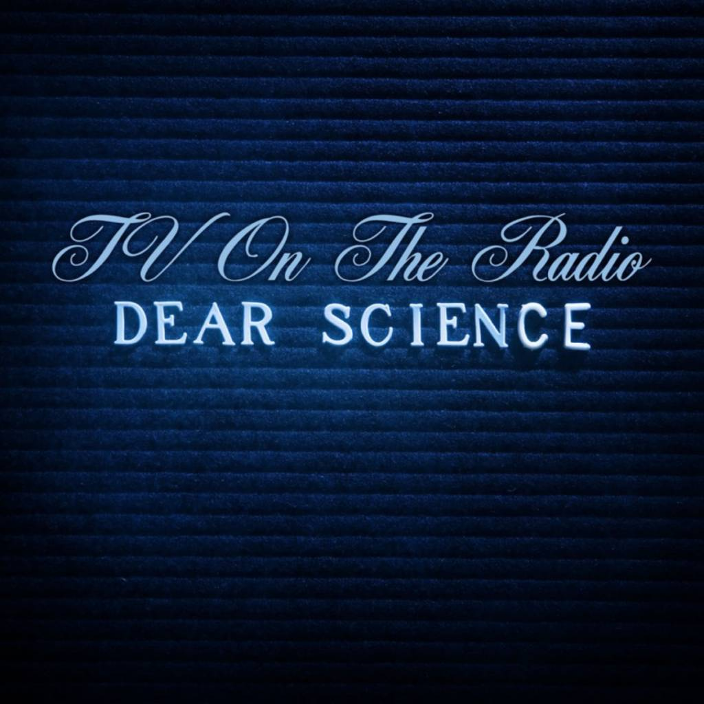 4AD TV On The Radio - Dear Science