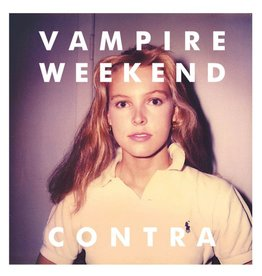 XL Recordings Vampire Weekend - Contra