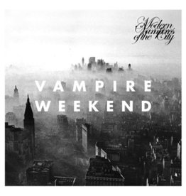 XL Recordings Vampire Weekend - Modern Vampires Of The City