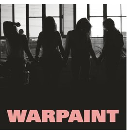 Rough Trade Records Warpaint - Heads Up