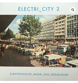 Gronland Records Various - Electri_City Vol. 2