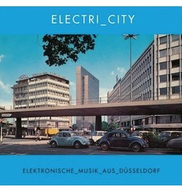 Gronland Records Various - Electri_City