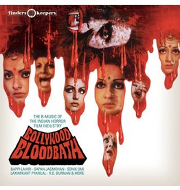 Finders Keepers Records Various - Bollywood Bloodbath