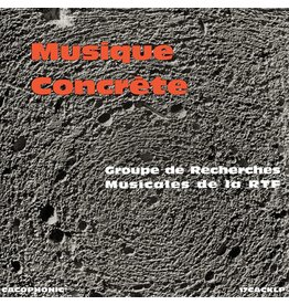 Finders Keepers Records Various - Musique Concrete