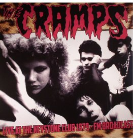 Goodfellas Records The Cramps - Live At The Keystone Club, 1979