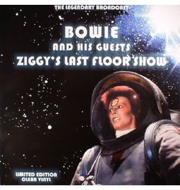 Coda Publishing Limited David Bowie And His Guests - Ziggy's Last Floor Show