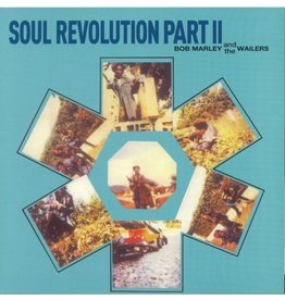 Doxy Records Bob Marley & The Waliers - Soul Revolution Part II