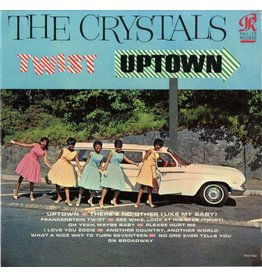 Rumble Records The Crystals - Twist Uptown