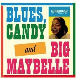 Cornbread Records Big Maybelle - Blues Candy And Big Maybelle