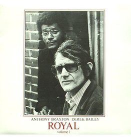 Honest Jon's Records Anthony Braxton & Derek Bailey - Royal