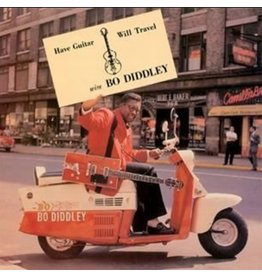 Cornbread Records Bo Diddley - Have Guitar, Will Travel