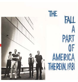 Let Them Eat Vinyl The Fall - A Part Of America Therein 1981