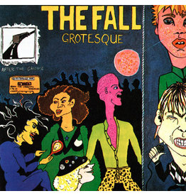 Let Them Eat Vinyl The Fall - Grotesque (After The Gramme)