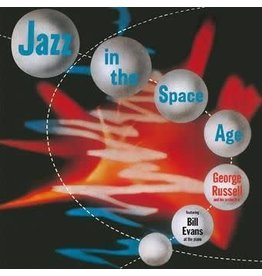 Doxy Records George Russell & Bill Evans - Jazz In The Space Age