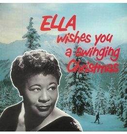 DOL Ella Fitzgerald - Ella Wishes You A Swinging Christmas